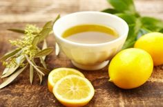 Natural Lemon Hair Lightener  1/2 cupfresh lemon juice  1/4 cup of water  Mix the two ingredients thoroughly. Put the mixture in your hair and let it sit for 30 minutes to an hour. If you can, sit outside in the sun to help lighten the hair.