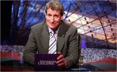UNIVERSITY CHALLENGE - Jeremy Paxman asks the questions as two teams of students battle it out.