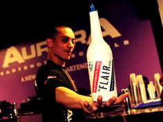 Flair Bartending