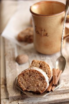 Coffee Bread, Vegan Recipes, Cooking Recipes, Vegan Food, Romanian Food, Romanian Recipes, Loaf Cake, Food Photo, Food To Make