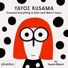 Publisher : Phaidon Press Binding : Hardcover Pages : 48 Publication Date : 3/18/2020 USED - VERY GOOD  Definition :  A clean book with unmarked pages, firm binding, no foxing, unsoiled, and that it is as close to new as possible but it is not brand new.Yayoi Kusama dreamed of becoming a famous artist. Day and night she painted hundreds of dots onto large canvases. The dots soon came off her pictures and ended up on her dresses, tables, and walls. But she wasn't sorry! An inspiring story about o Yves Klein, Yayoi Kusama, Jackson Pollock, Biography Books, Artist Biography, Lessons For Kids, Art Lessons, International Dot Day, Illustrator