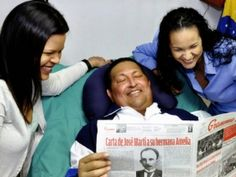 Lá vem o Chavez, Chavez, Chavez...