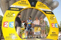 Stage 17 - Embrun > Chorges - Tour de France 2013
