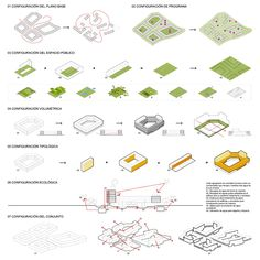사용자 삽입 이미지 Architecture Concept Diagram, Architecture Panel, School Architecture, Architecture Design, Biophilic Architecture, Art Basics, Design Guidelines, Graduation Project, Design Reference