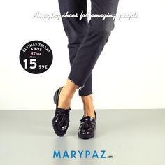 ►►► ÚLTIMAS TALLAS AW15 en TIENDA y ONLINE marypaz.com   Un zapato perfecto para esta época de entretiempo :)   #amazingshoesforamazingpeople #amazingshoes #rebajasmarypaz    Compra ya este MOCASÍN http://www.marypaz.com/tienda-online/mocasin-de-tacon-con-flecos-y-borlas-52008.html?sku=72350-35