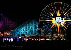 California Adventures - World of Color