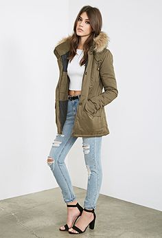 Hooded Puff Parka | FOREVER21 - 2000067263 http://www.forever21.com/Product/Product.aspx?BR=f21&Category=outerwear_utility-jackets&ProductID=2000067263&VariantID=