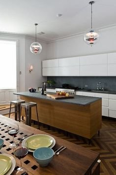 Kitchen inspiration color scheme