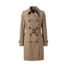 UNIQLO WOMEN TRENCH COAT WITH BODY WARM LITE LINER $99.90