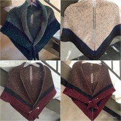 PDF Knitting Pattern Claire's Rent Shawl Outlander-Replica Triangle Shawl : PDF Knitting Pattern Claire's Rent Shawl Outlander-Replica Crochet Patterns For Beginners, Knitting For Beginners, Knitting Patterns, Crochet Bikini, Knit Crochet, Outlander Knitting, Knit Picks, Knitted Shawls, Knitting Projects