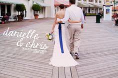 danielle & chris's vintage nautical disney fairytale wedding {walt disney world wedding photographer}