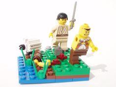 Book of Mormon LEGOS!!! David! Braden! these are for you.