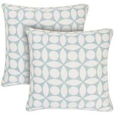 Amelia Pillow in Light Blue
