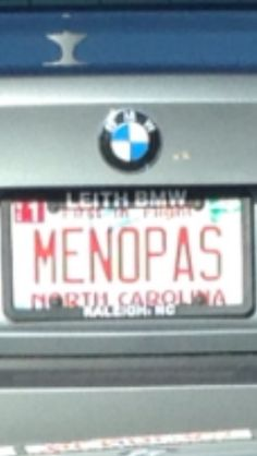 Lol !!! Why would you put this on your license plate?
