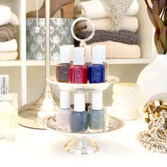 Bring on the cool weather. It's time to switch out your polishes for fall ladies!