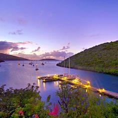 #BeTheVI #sailing #sunset #romance #island #paradise