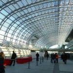 Stazioni, treni e uccelli giardinieri: la nuova Porta Susa