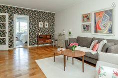 Dai un'occhiata a questo fantastico annuncio su Airbnb: A beautiful and spacious place - Appartamenti in affitto a Stoccolma