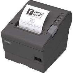 Epson Direct Thermal Printer - Monochrome - Desktop - Receipt Print - in/s Mono - 4 KB - PoweredPlus USB - Receipt - Roll Diameter - Label Width - Power USB cable not included Usb, Thermal Printer, Point Of Sale, Nagano, Energy Star, Epson, Monochrome, All In One, Desktop