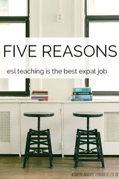 ESL Teaching and why it's the best job for expats