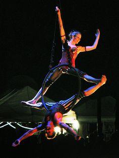 Lyra - Cycropia Aerial Dance by Peter Patau