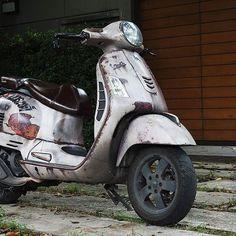 Fast Scooters, Motor Scooters, Vespa Scooters, Vespa Gts, Vespa Lambretta, New Vespa, Custom Vespa, Pedal Cars, Transportation Design