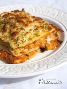 7 recetas de lasaña de verduras que no te puedes perder | Cocinar en casa es facilisimo.com