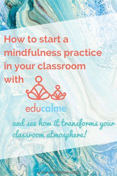 Transform behaviour in your classroom by starting a mindfulness practice with your students. Learn more on The Balanced Educator Podcast!