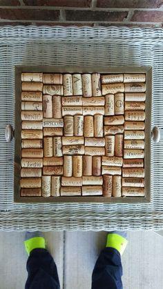 Cork trivet from Love Dalliance