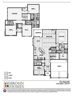 Our floorplan