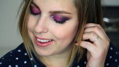 Růžovo Modré Oči Povídací GRWM Makeup Tutorial