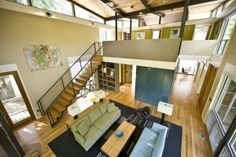 Complex Sustainable Residence in Georgia, USA: The RainShine House