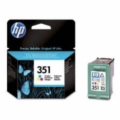 CARTUCHO TINTA HP 351 CB337EE TRICOLOR 3.5ML J5700/ C5200/ C4200