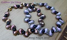 TUTORIAL ZoliDuo Yin Yang by KeithAgnesDesigns on Etsy