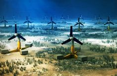 Atlantis' MeyGen Project To Fund World's Largest Tidal Stream Project In Scotland Green Technology, Energy Technology, Renewable Energy, Solar Energy, Solar Power, Atlantis, Alternative Energie, Tidal Power, Eco Architecture