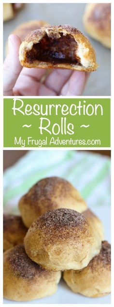 Simple Resurrection Rolls for Easter- delicious cinnamon and buttery goodness that comes together in just minutes.  Perfect Easter treat for the kids with a powerful message behind it.