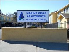 Open 2 bed Vallejo Marina Vista Apartments