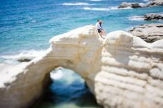 White rocks near Limassol, Cyprus Cyprus Wedding love story