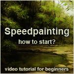 Speedpainting tutorial by =tanathe on deviantART