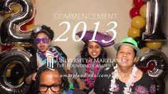 UMB Commencement 2013 by Pixilated Photobooth. www.pixilatedphotobooth.com
