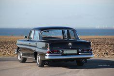 Mercedes b fintail 1964 for sale. Black with gray cloth. Lamborghini, Ferrari, Mercedes 220, Car Brands, Rolls Royce, Fiat, Volvo, Jaguar, Peugeot