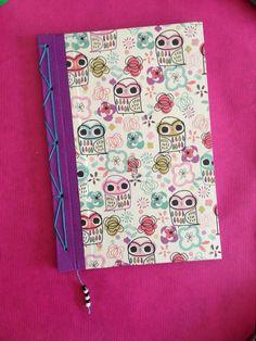 Cuaderno de búhos