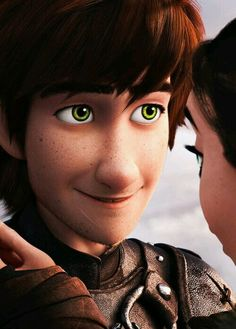 #hiccup #smile #httyd2