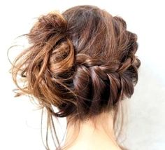 How To Style Your Hair 6 Ways To Style Your Hair When You Have No Time  Pinterest  Hair