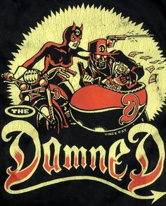 The Damned. Vince Ray.