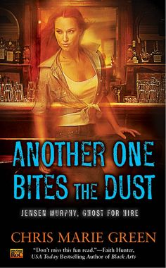 Second in the Jensen Murphy, Ghost for Hire series! http://chrismariegreen.com/books-ghost.html#dust