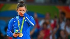 Kosovo's Olympic heroine - and the threat she faces over drug test refusal