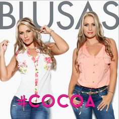 Cocoa te trae gran variedad de blusas, ven por la tuya!!!#blusascocoa #cocoajeans #fashion #style #tagsforlikes #me #cute #woman #photooftheday #beauty #beautiful #instafashion #instagood #pretty #girl #model #jewerly #shoping #cocoa #estilococoa #accesorios #tendencia #denim #denimstylecocoa #trendy #color #jeans #beauty #girl #outfit #model #style #amazing #follow #followme #purse #lovecocoa