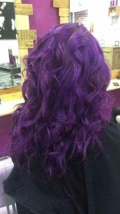 Violet maléfique