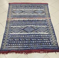 Moroccan Tifelt Kilim Rug   MoroCrafts Kickstarter Campaign: A Modern Day Online Souk   https://www.kickstarter.com/projects/343982541/buy-beautiful-crafts-to-help-moroccan-artisans